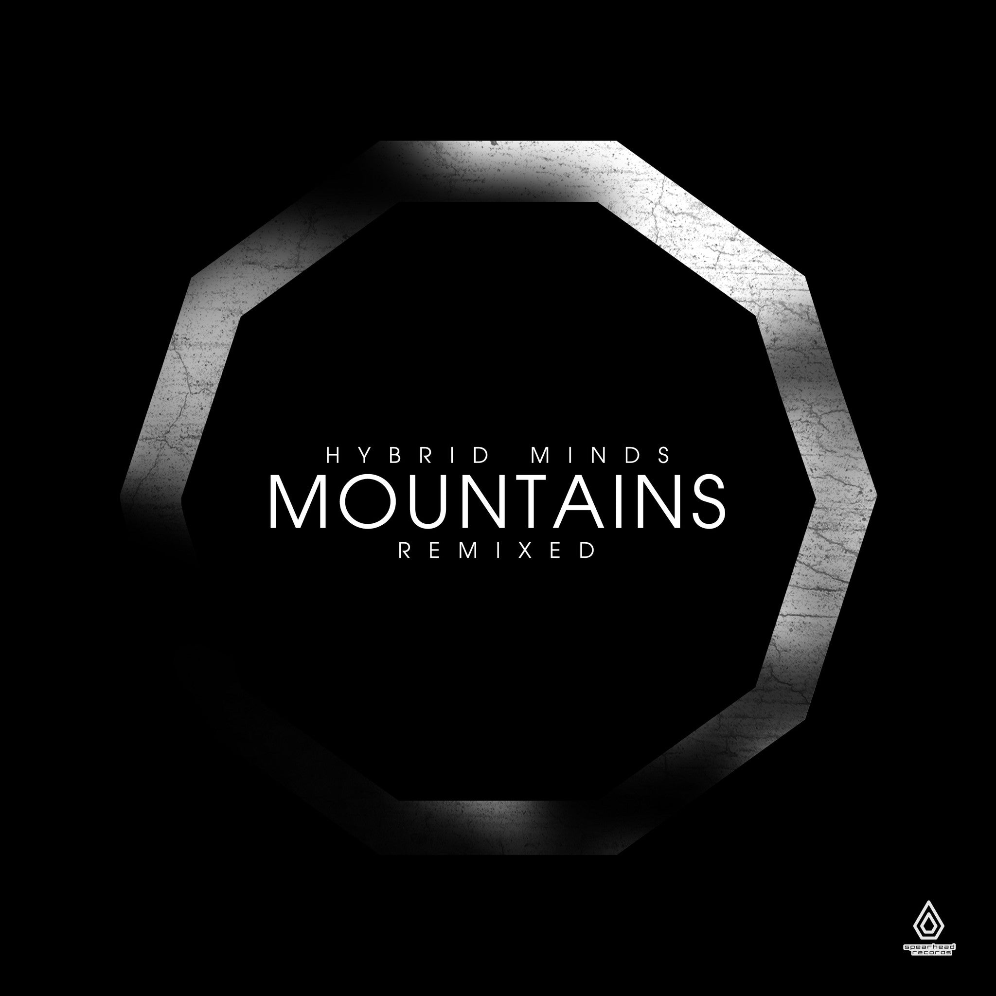 Hybrid Minds - Mountains Remixed (Includes Free CD) - Unearthed Sounds