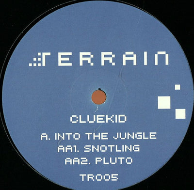 Cluekid ‎- Into the Jungle - Unearthed Sounds