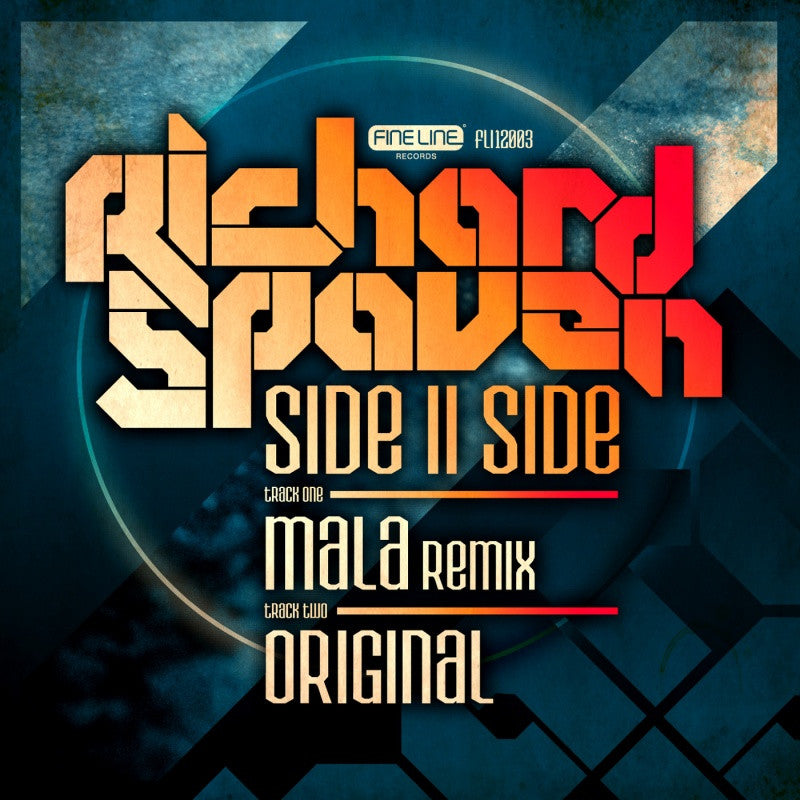 Richard Spaven - (Mala Remix) / SideIISide - Unearthed Sounds