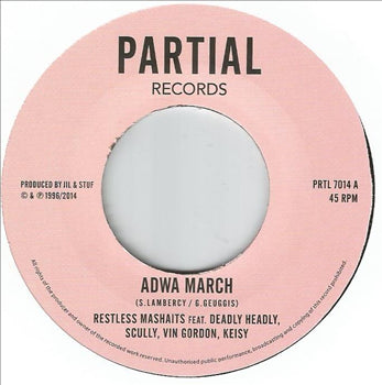 Restless Mashaits - Adwa March