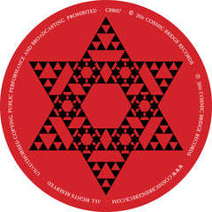 TMSV - Over Out EP , Vinyl - Cosmic Bridge Records, Unearthed Sounds - 2
