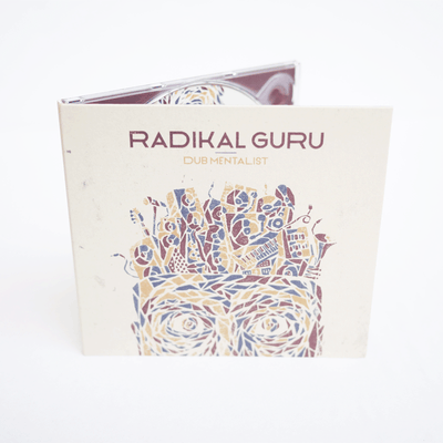Radikal Guru - Dub Mentalist [CD Edition] , CD - Moonshine Recordings, Unearthed Sounds - 1