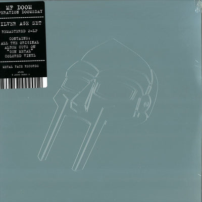 MF Doom - Operation Doomsday - Unearthed Sounds, Vinyl, Record Store, Vinyl Records