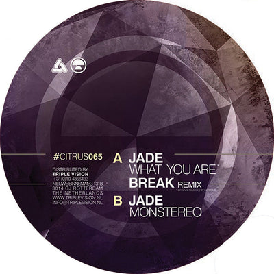 Jade - What You Are (Break Remix) - Unearthed Sounds