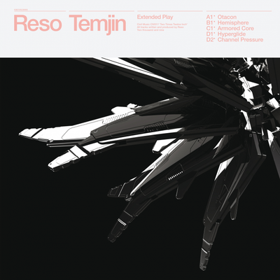 Reso - Temjin EP - Unearthed Sounds