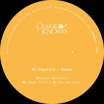 SJ Tequilla - Sanya - Unearthed Sounds