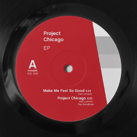 Ray Kandinski & Karl Lumont - Project Chicago EP