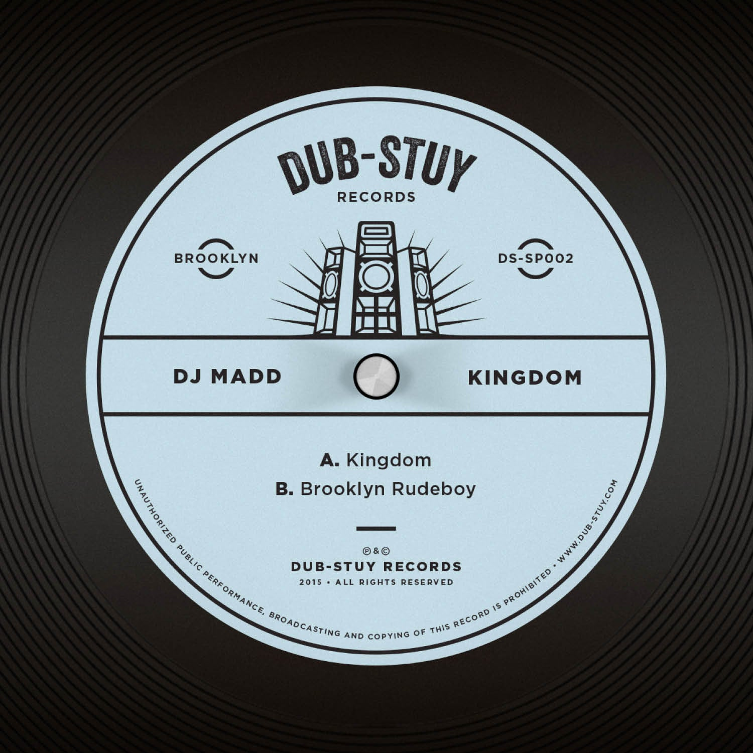 DJ Madd - Kingdom SP - Unearthed Sounds