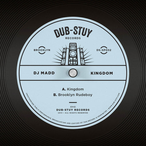 DJ Madd - Kingdom SP