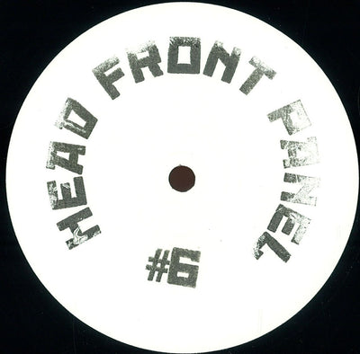 "Unknown Artist - Hfp#006 (Ltd. 12"") - Unearthed Sounds"
