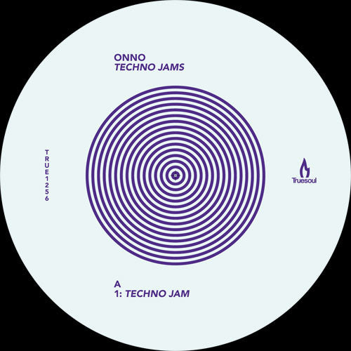 Onno - Techno Jams - Unearthed Sounds