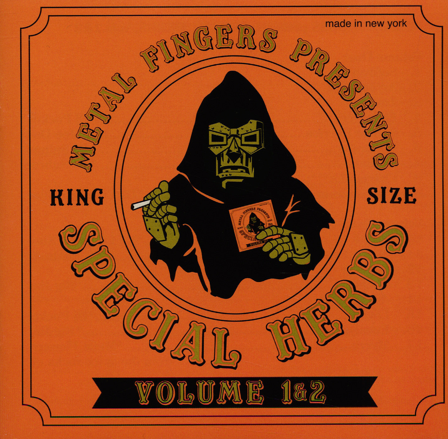 MF Doom - Special Herbs Vol. 1 & 2 - Unearthed Sounds
