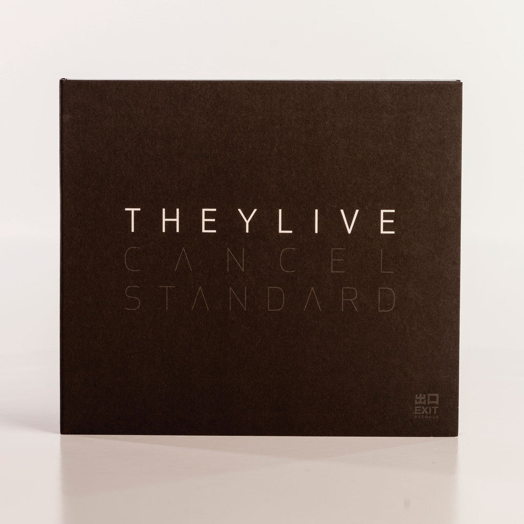 They Live - Cancel Standard CD - Unearthed Sounds