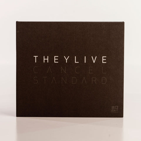 They Live - Cancel Standard CD