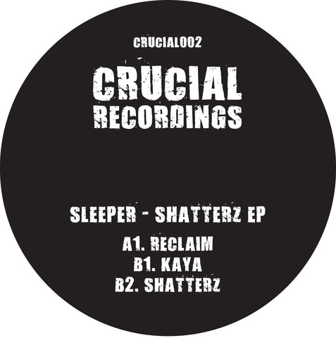 Sleeper - Shatterz EP