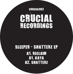 Sleeper - Shatterz EP - Unearthed Sounds
