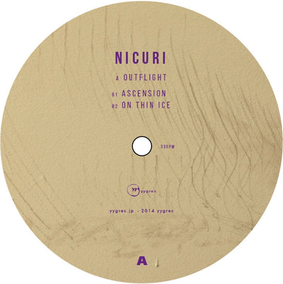 Nicuri - Outflight - Unearthed Sounds