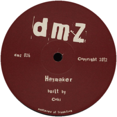 Coki - Haymaker / Revolution - Unearthed Sounds