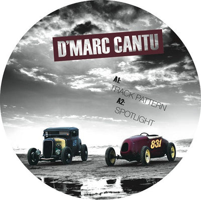 D'Marc Cantu - Car Type - Unearthed Sounds