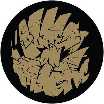 "Various Artists - Dope On Plastic Vol.02 [Gold 12"" Vinyl]"