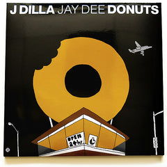 J Dilla - Donuts (10th Anniversary Edition) - Unearthed Sounds