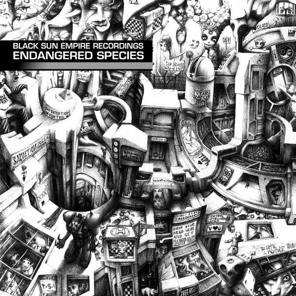 Various Artists - Endangered Species CD - Unearthed Sounds