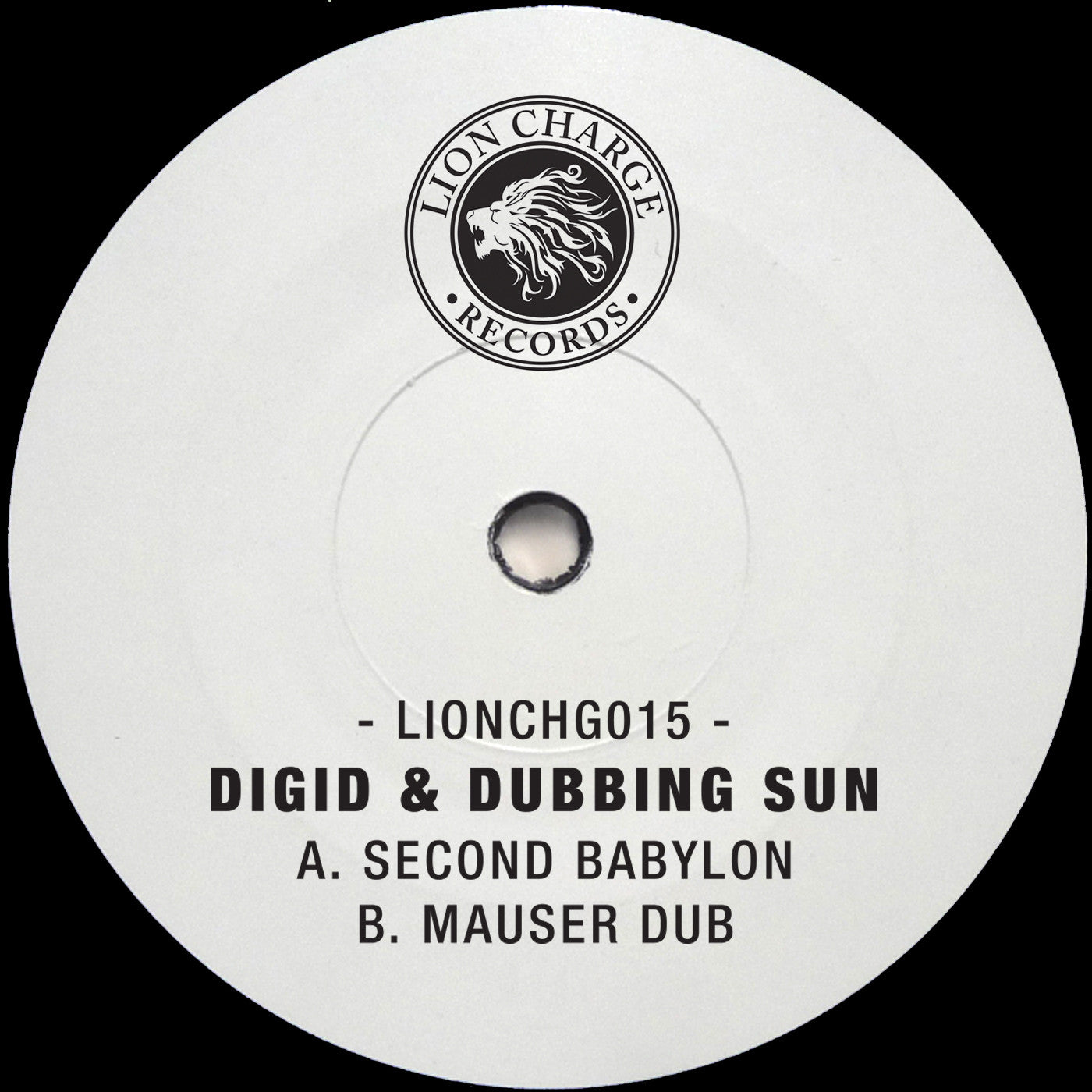 Digid & Dubbing Sun - Second Babylon // Mauser Dub - Unearthed Sounds