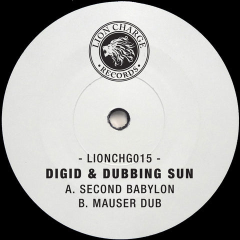 Digid & Dubbing Sun - Second Babylon // Mauser Dub