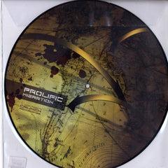 Prolific - Gravitate / Migration (picture disc) - Unearthed Sounds