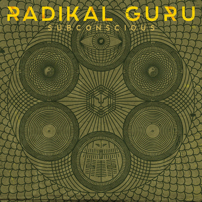 Radikal Guru ‎- Subconscious [CD Edition] - Unearthed Sounds