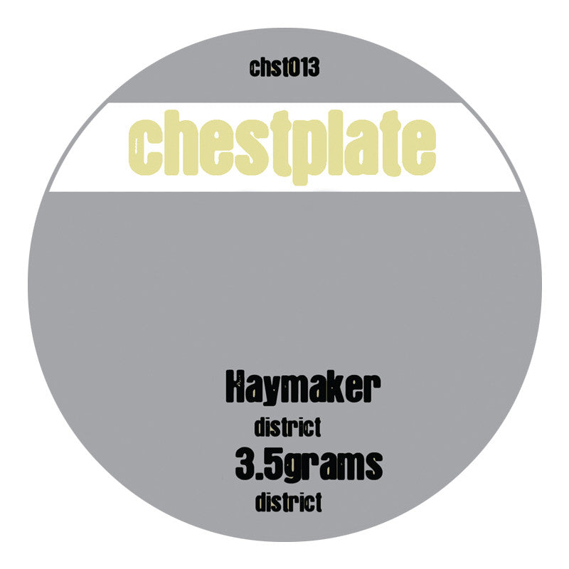 District - Haymaker / 3.5grams - Unearthed Sounds