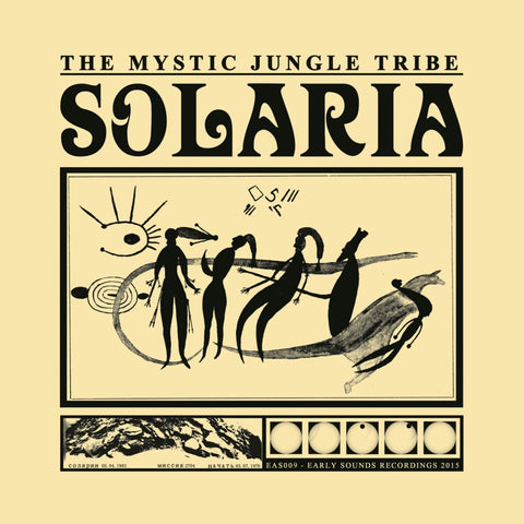 The Mystic Jungle Tribe - Solaria