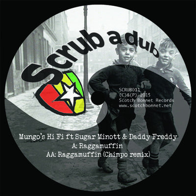 Mungo's Hi-Fi (ft. Sugar Minott & Daddy Freddy) - Raggamuffin (Chimpo Remix) - Unearthed Sounds