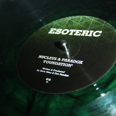 Nucleus & Paradox - Ubiquity / Foundation , Vinyl - Esoteric, Unearthed Sounds - 3