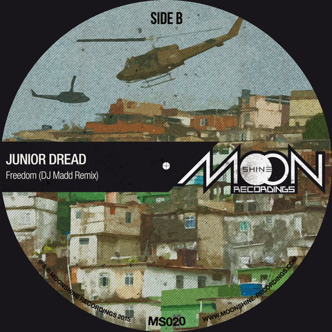 Junior Dread – Wonderful Feeling (Gorgon Sound remix) / Freedom (DJ Madd remix)