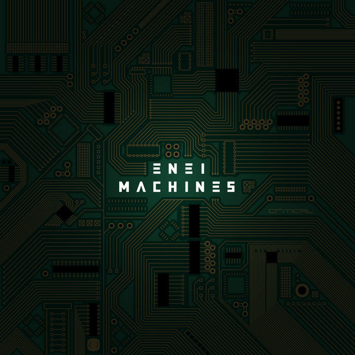 Enei - Machines [CD Album] - Unearthed Sounds