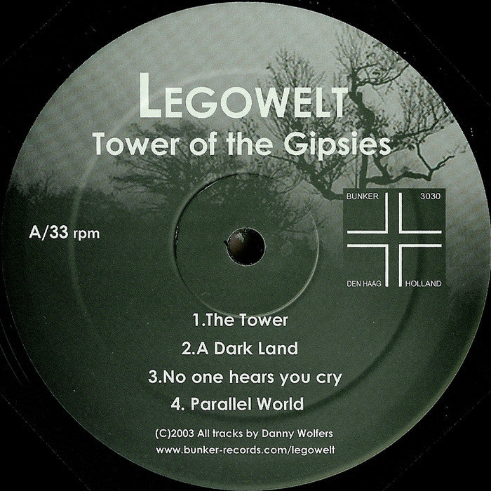Legowelt - Tower of Gipsies - Unearthed Sounds