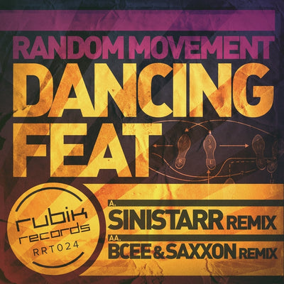 Random Movement - Dancing Feat Remixes - Unearthed Sounds