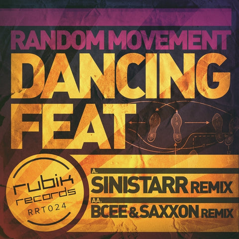 Random Movement - Dancing Feat Remixes