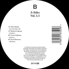 Various Artists - A-Sides Volume 3.3 - Unearthed Sounds