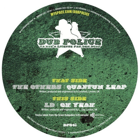 The Others / LD - Quantum Leap / Oh Yeah