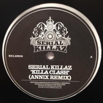 Serial Killaz / Upgrade - Unearthed Sounds