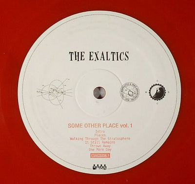The Exaltics - Some Other Place Vol.1 - Unearthed Sounds