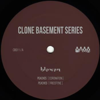 Blawan - Peaches (Repress)