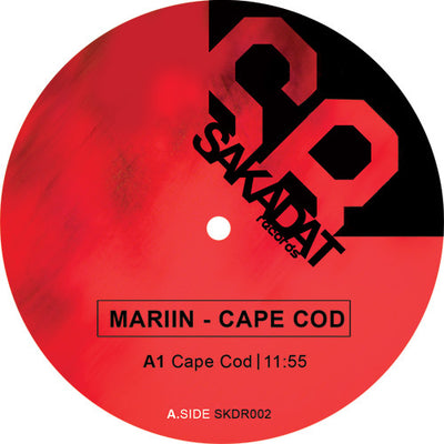 Mariin - Cape Cod - Unearthed Sounds, Vinyl, Record Store, Vinyl Records
