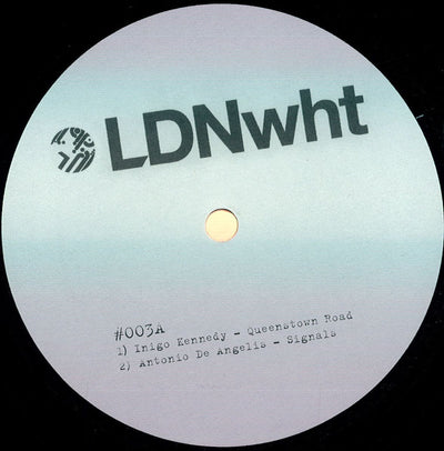 LDNWHT003 - V.A. - Unearthed Sounds