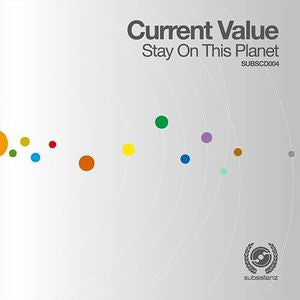 Current Value - Stay On This Planet (CD) - Unearthed Sounds