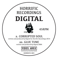 Digital - Corrupted Soul & Glue Tune - Unearthed Sounds