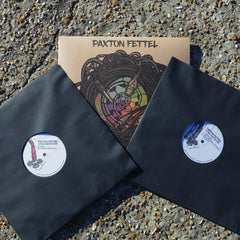 "Paxton Fettel - Nothing Stays The Same (2x12"" LP) , Vinyl - Greta Cottage Workshop, Unearthed Sounds - 2"