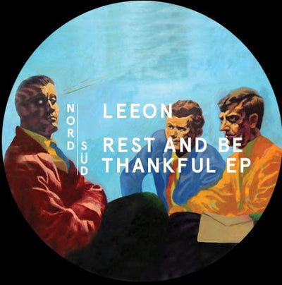 Leeon - Rest and Be Thankful - Unearthed Sounds
